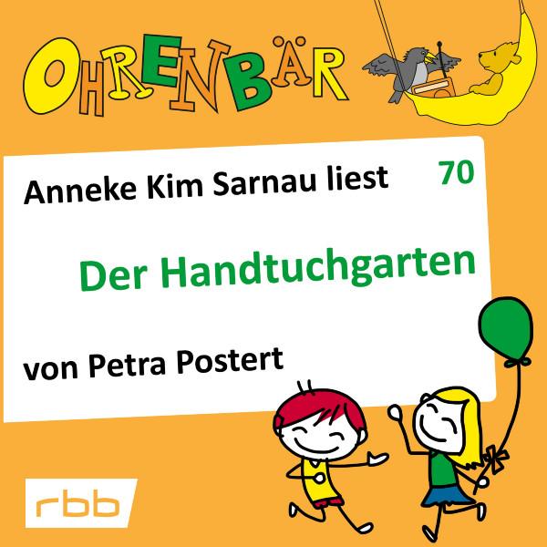 Ohrenbär Hörbuch (70) - Der Handtuchgarten - Download