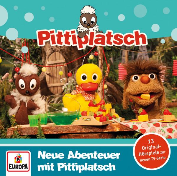 Neue Abenteuer mit Pittiplatsch (CD-Hörspiel)