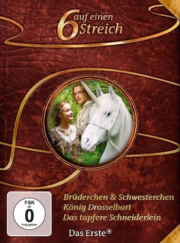 Sechs auf einen Streich Märchen Vol. 1 DVD-Box