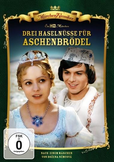 Drei Haselnüsse für Aschenbrödel - Märchen (DVD)