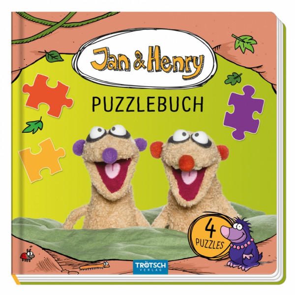 Jan & Henry Puzzlebuch