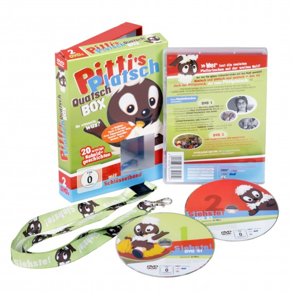 Pitti´s Platsch Quatsch DVD-Box