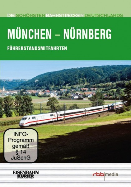 Von München nach Nürnberg