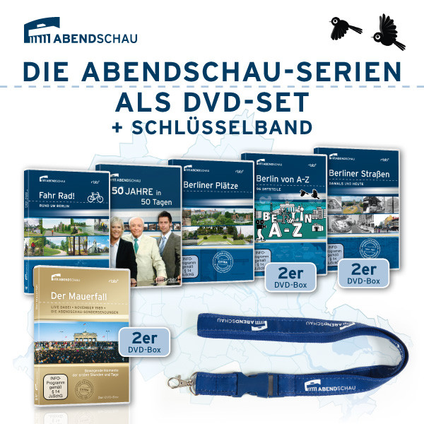 Berliner Abendschau Set