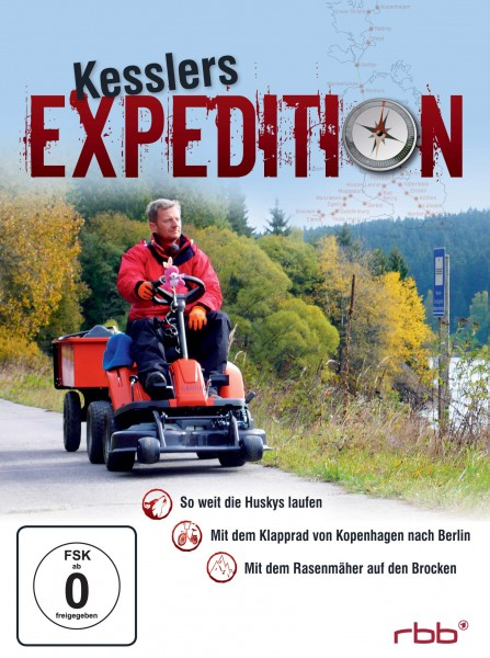 Kesslers Expedition Box 2 DVD