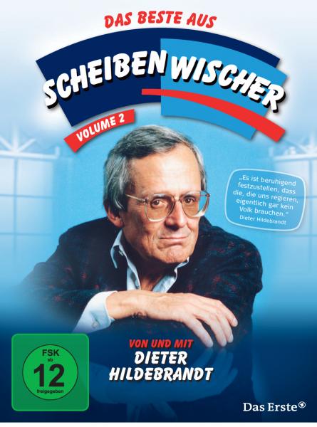Das Beste aus Scheibenwischer mit Dieter Hildebrandt Vol. 2 (3 DVDs)