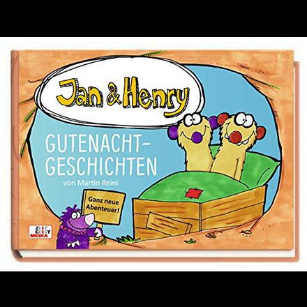Jan & Henry Buch - Gutenachtgeschichten