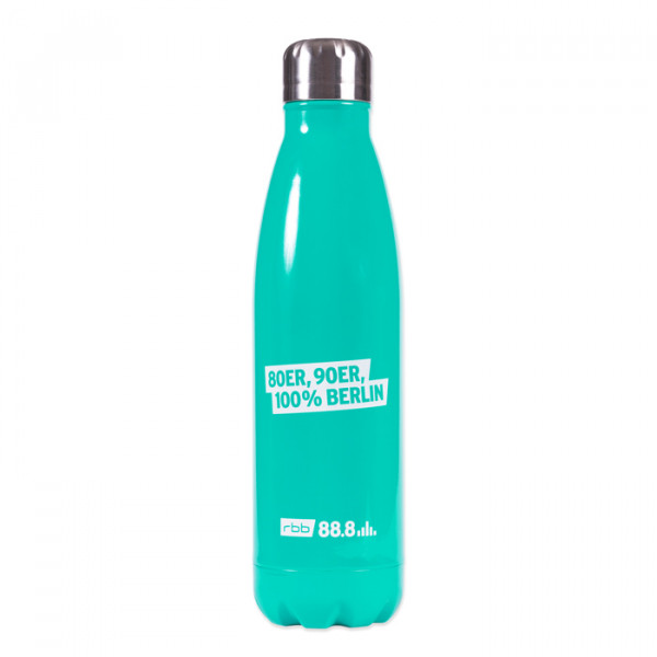 rbb 88,8 Thermo-Trinkflasche (500 ml)