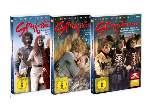 Spuk (6er DVD-Set)