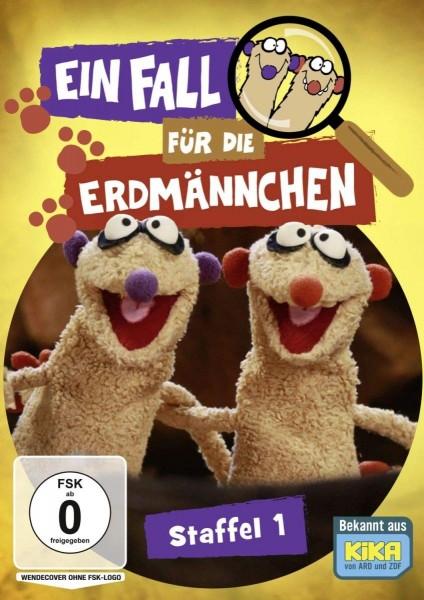 Ein Fall für die Erdmännchen - Mit Jan und Henry - Staffel 1 (DVD)