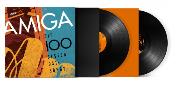 "radioeins Best of Vinyl ""Die 100 besten Ost-Songs"" (2 LPs)"
