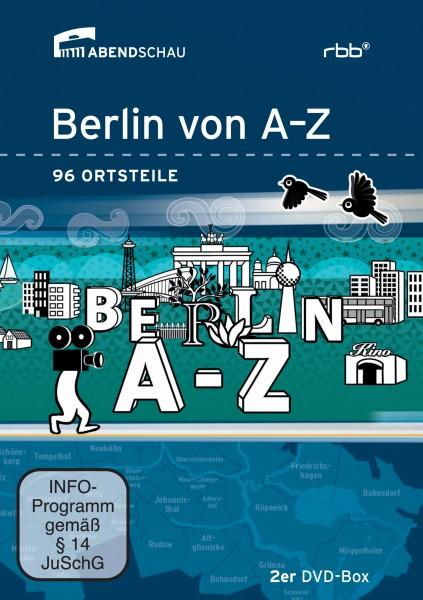 Abendschau - Berlin von A - Z (DVD)